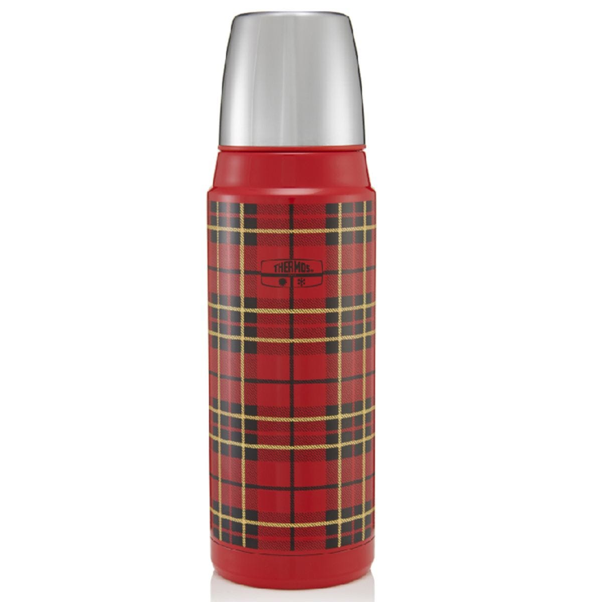 Thermos Retro Series Flask 470ml - Red