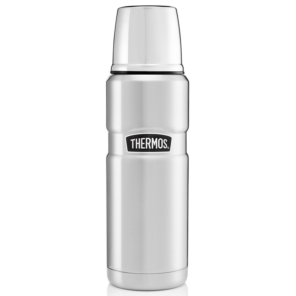 Thermos Stainless King Flask 470ml  - Stainless Steel