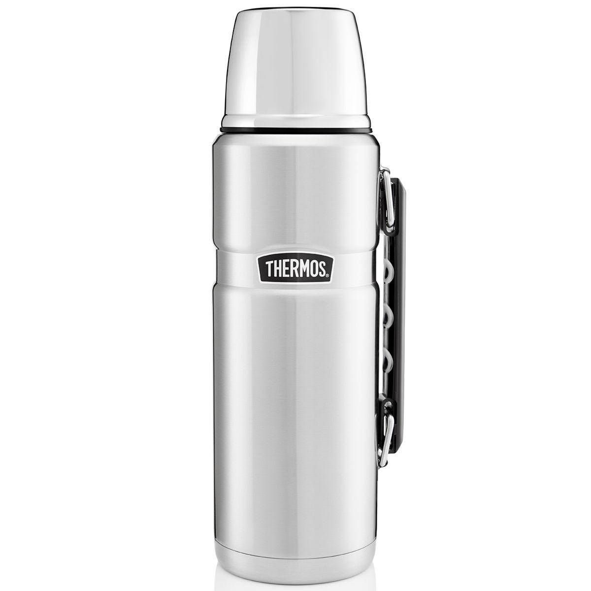 Thermos Stainless King Flask 1.2L  - Stainless Steel