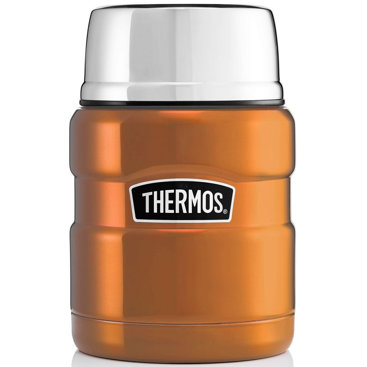 Thermos Stainless King Food Flask 470ml  - Copper