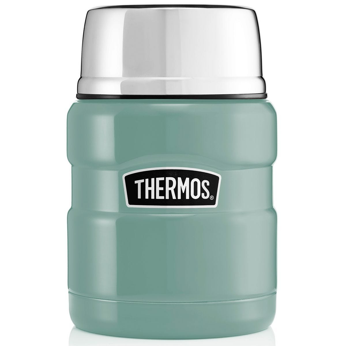 Thermos Stainless King Food Flask 470ml  - Duck Egg
