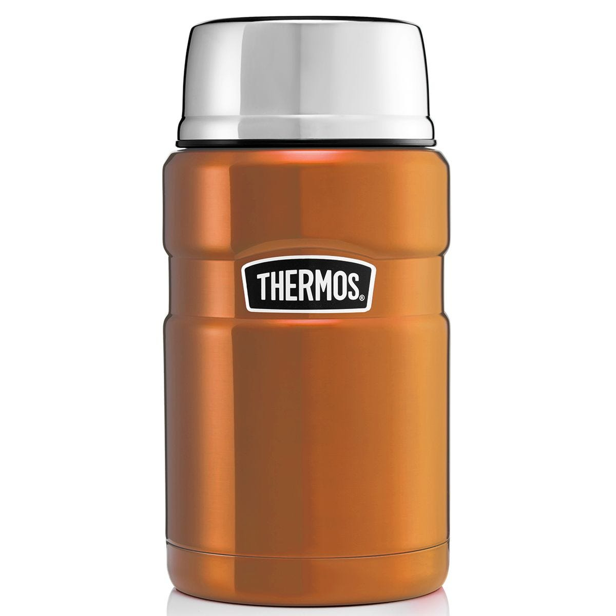 Thermos Stainless King Food Flask 710ml - Copper