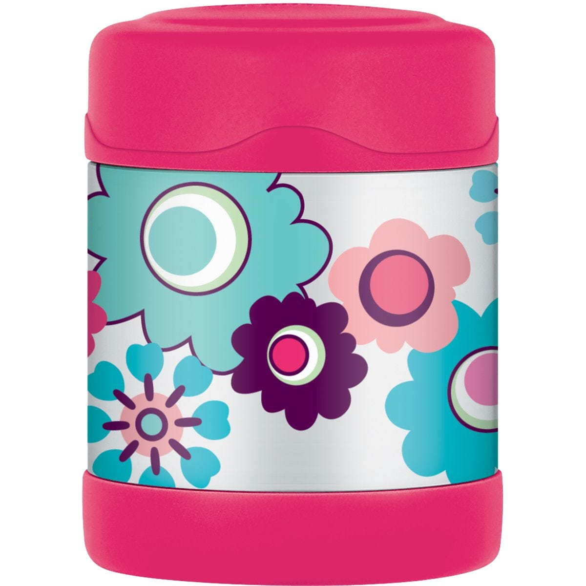 Thermos FUNtainer Food Flask 290ml - Floral