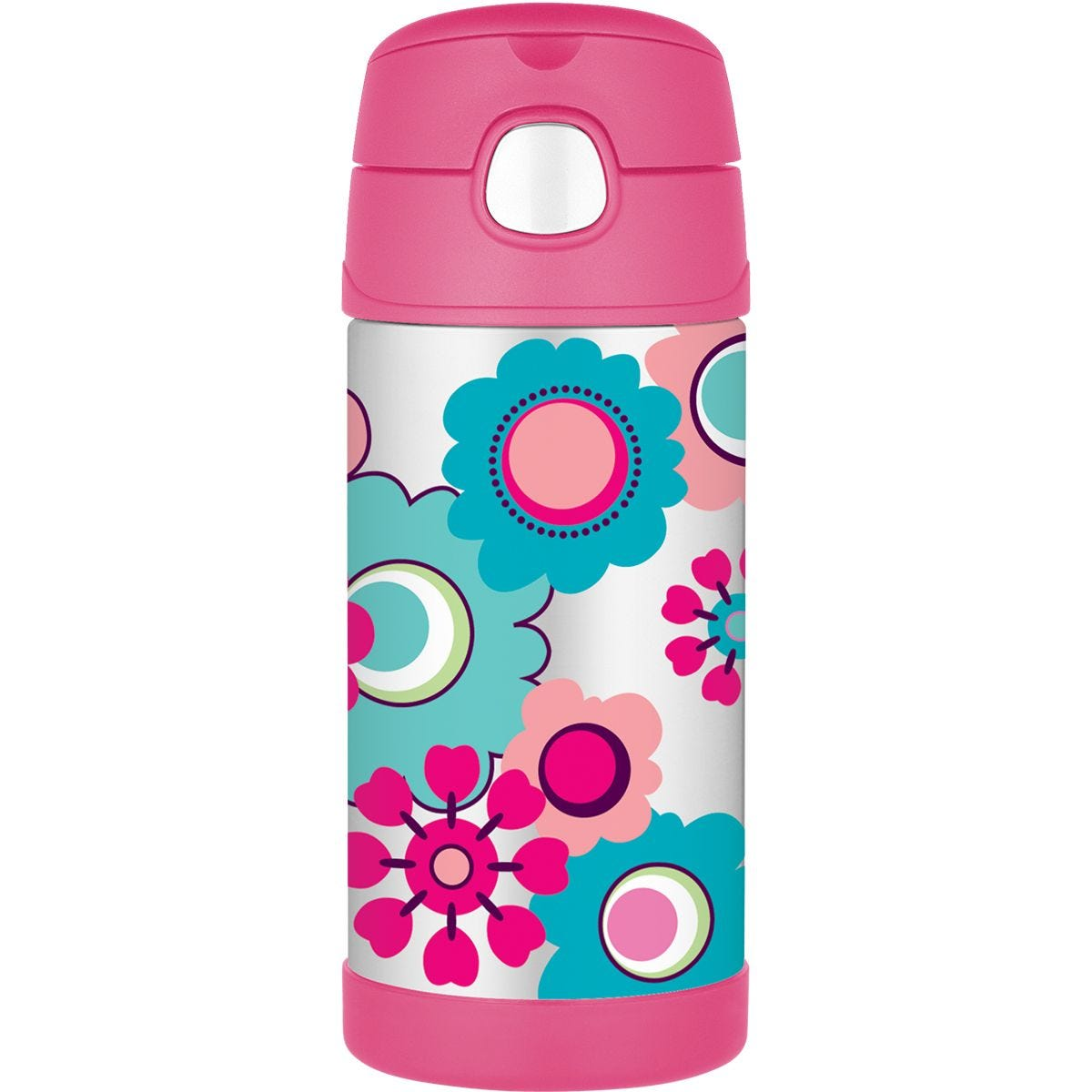 Thermos FUNtainer Bottle 355ml - Floral