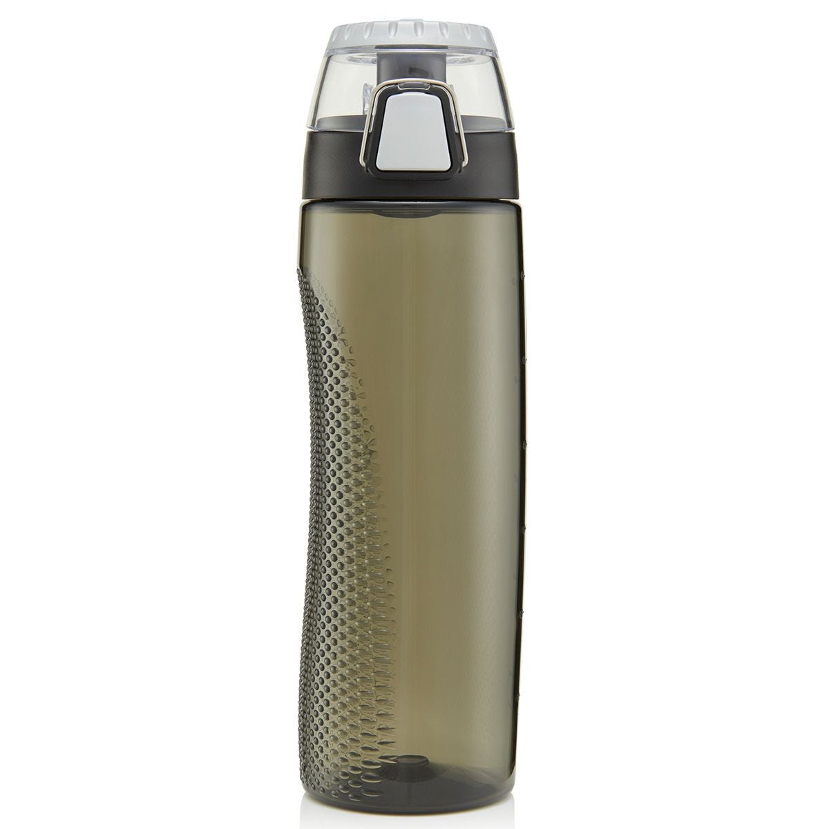 Thermos Hydration Bottle with Meter 710ml - Smoke