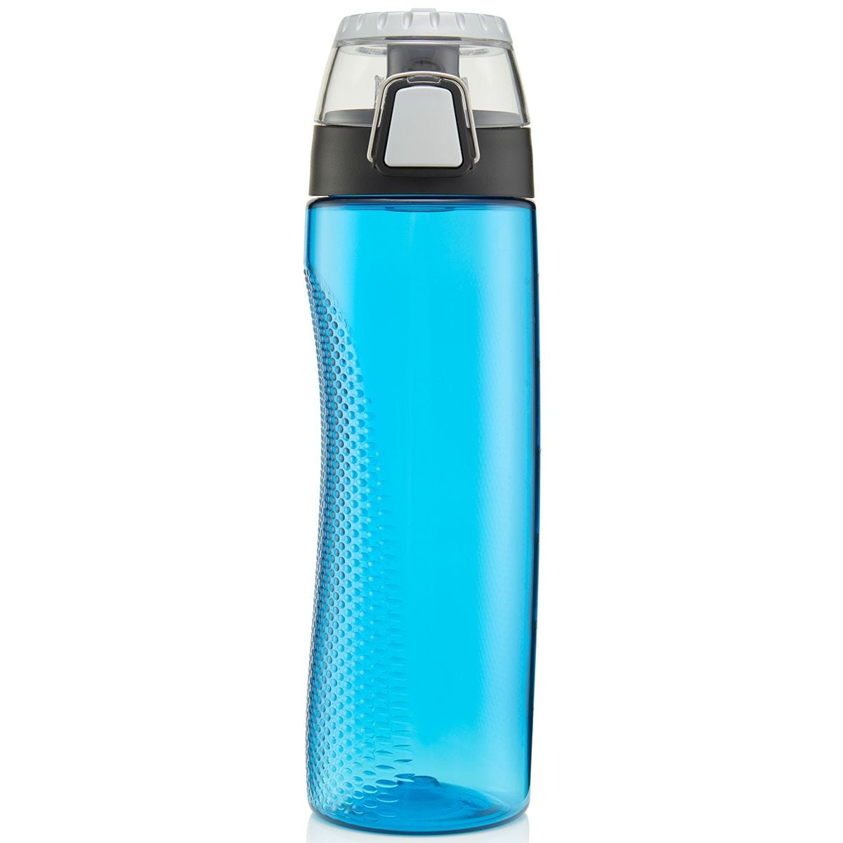 Thermos Hydration Bottle with Meter 710ml  - Blue