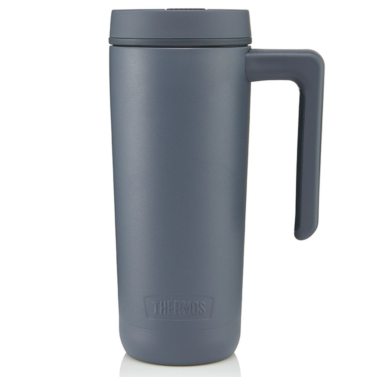 Thermos Guardian Stainless Steel Travel Mug 530ml - Blue