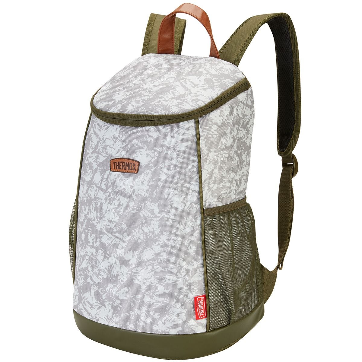 Thermos The Urban Insulated Backpack 12L - Green/Grey Camo