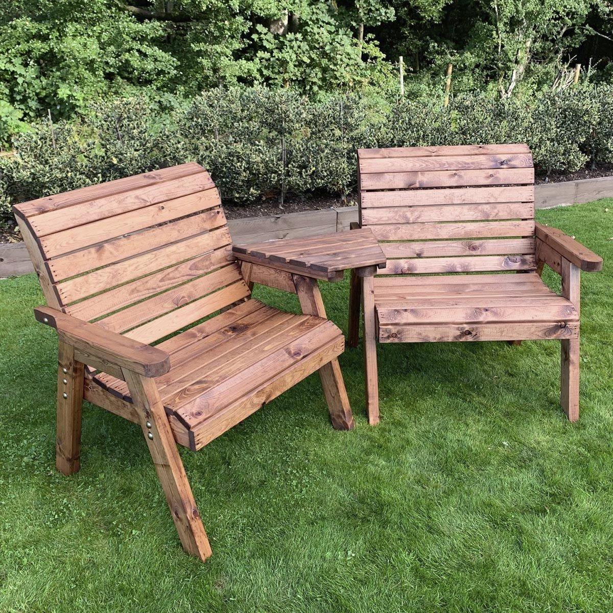 Charles Taylor Grand Twin Angled Seat Set
