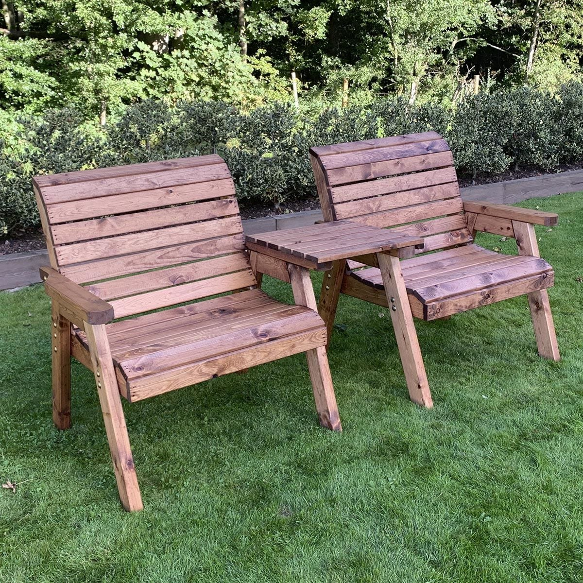 Charles Taylor Grand Twin Straight Seat Set
