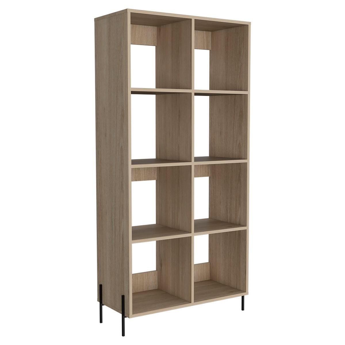 Harvard Home Office Wide Bookcase
