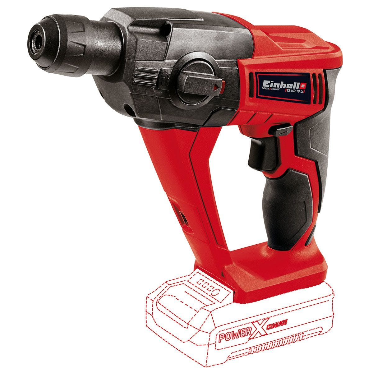Einhell Power X-Change 18V Cordless Rotary Drill (Bare Unit)