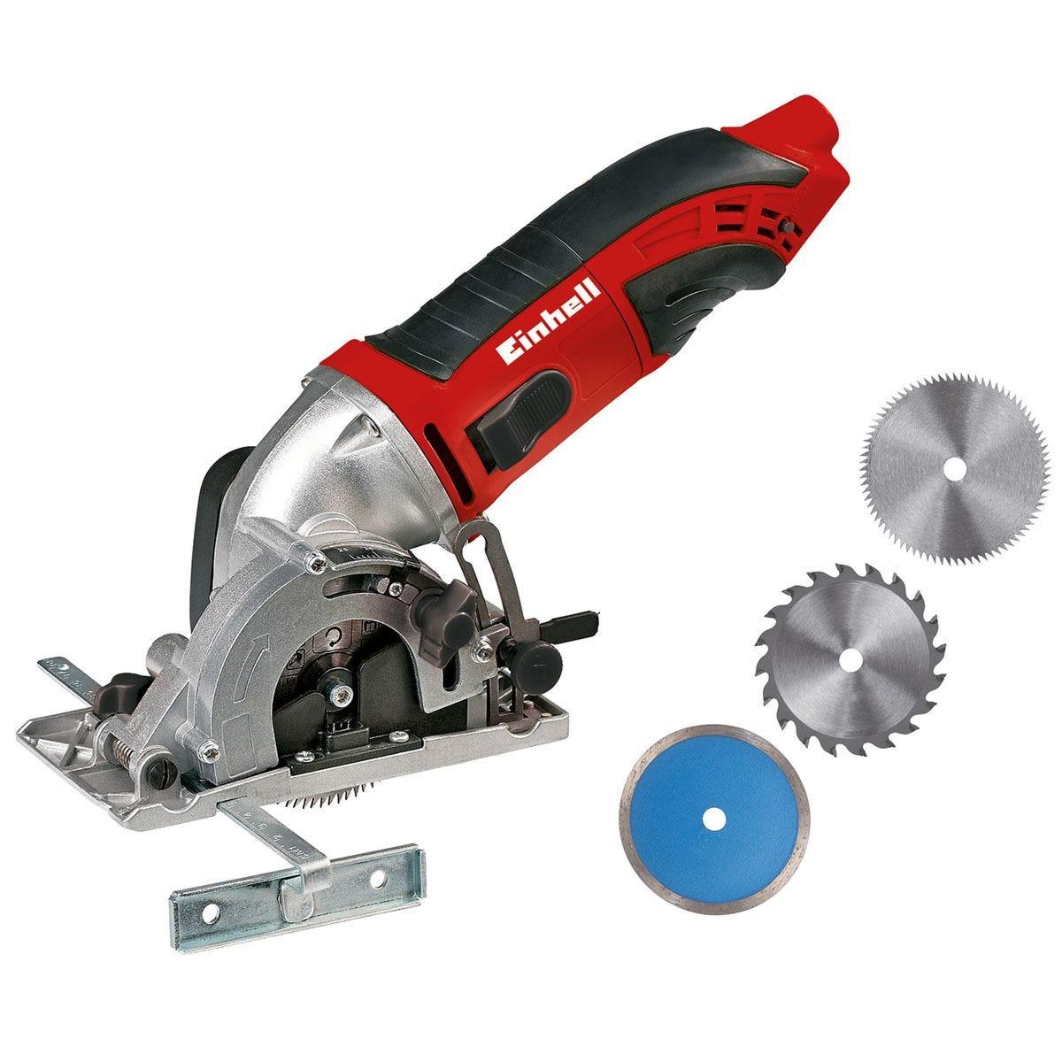 Einhell 450W Mini Circular Saw