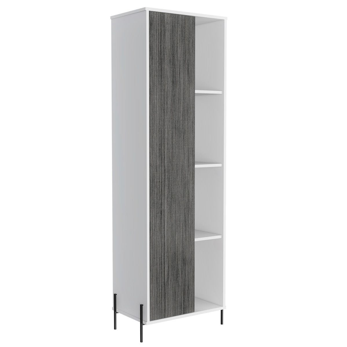 Dallas Home Office Tall Storage & Display Cabinet