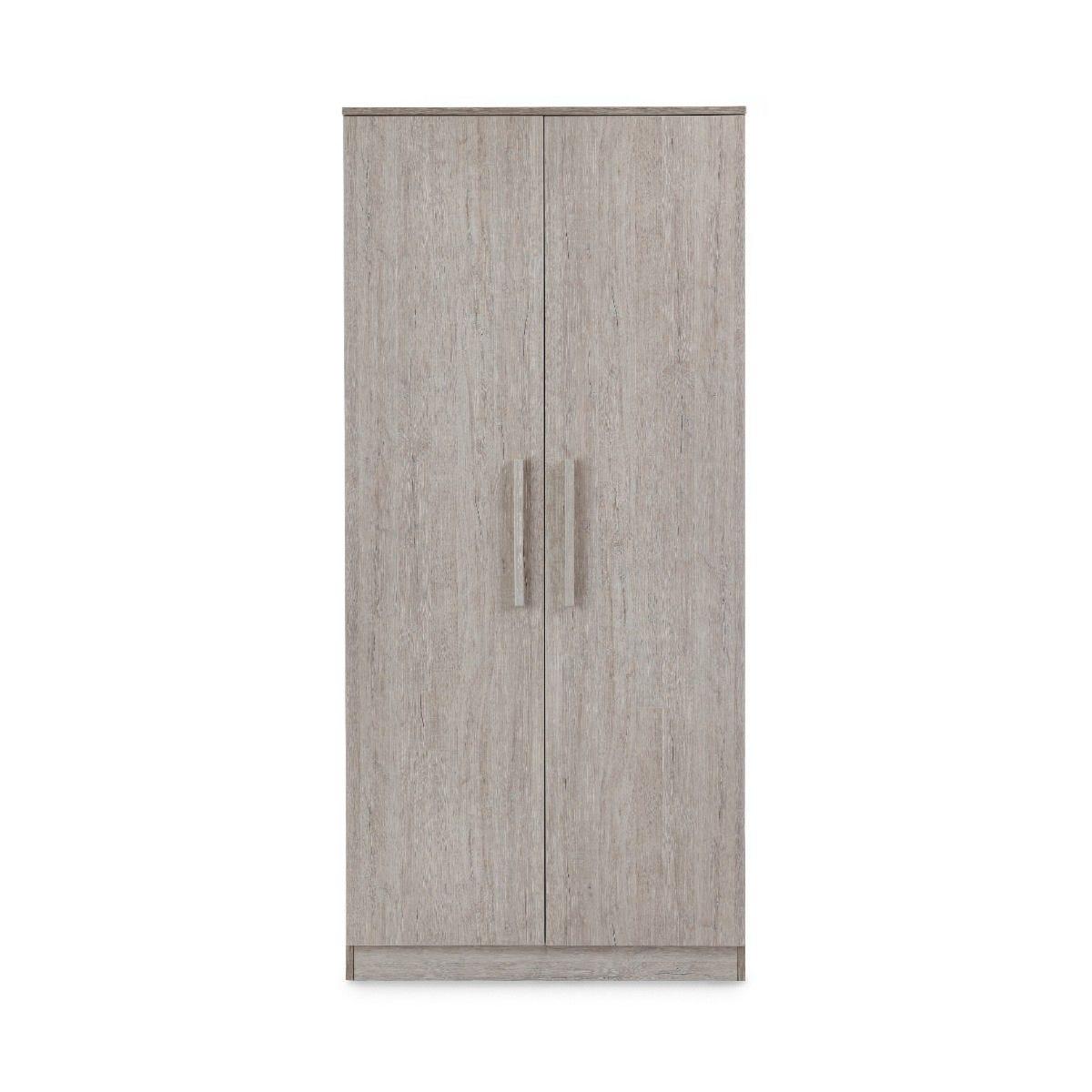Ickle Bubba Grantham Wardrobe Grey Oak