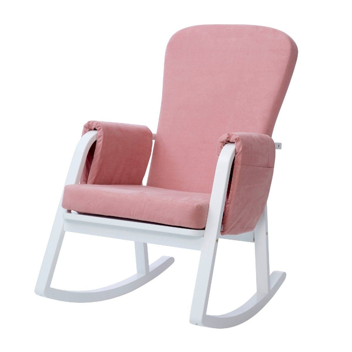 Ickle Bubba Dursley Rocking Chair Blush Pink