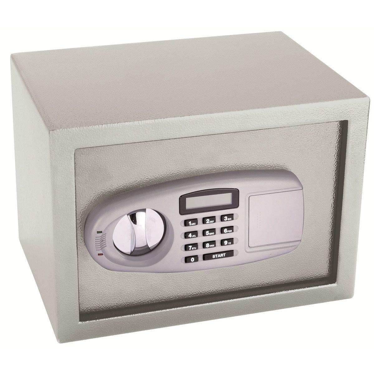 Draper Digital Electronic Safe (16L) - Cream