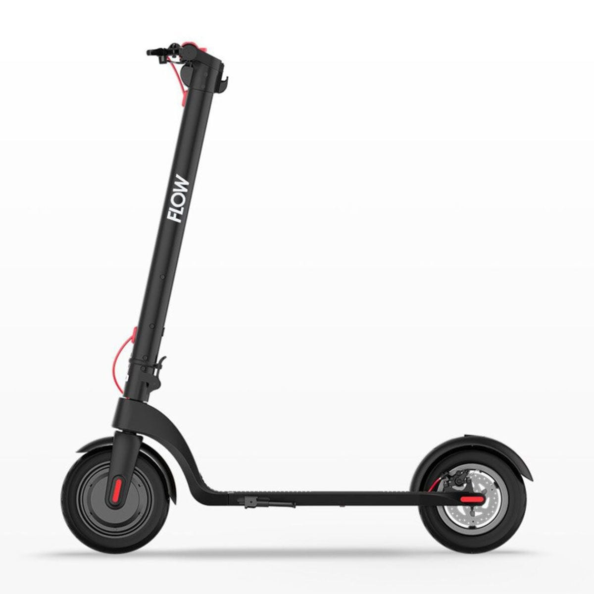 FLOW Greenwich XT Pro Electric Scooter - Black