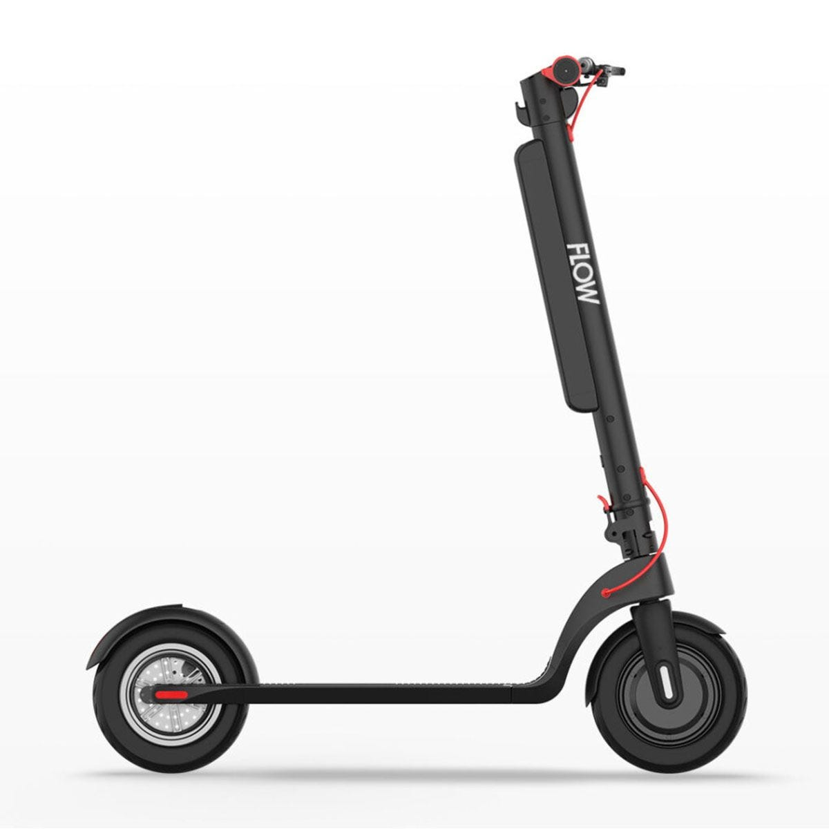 FLOW ST Kilda XTS Pro Electric Scooter - Black