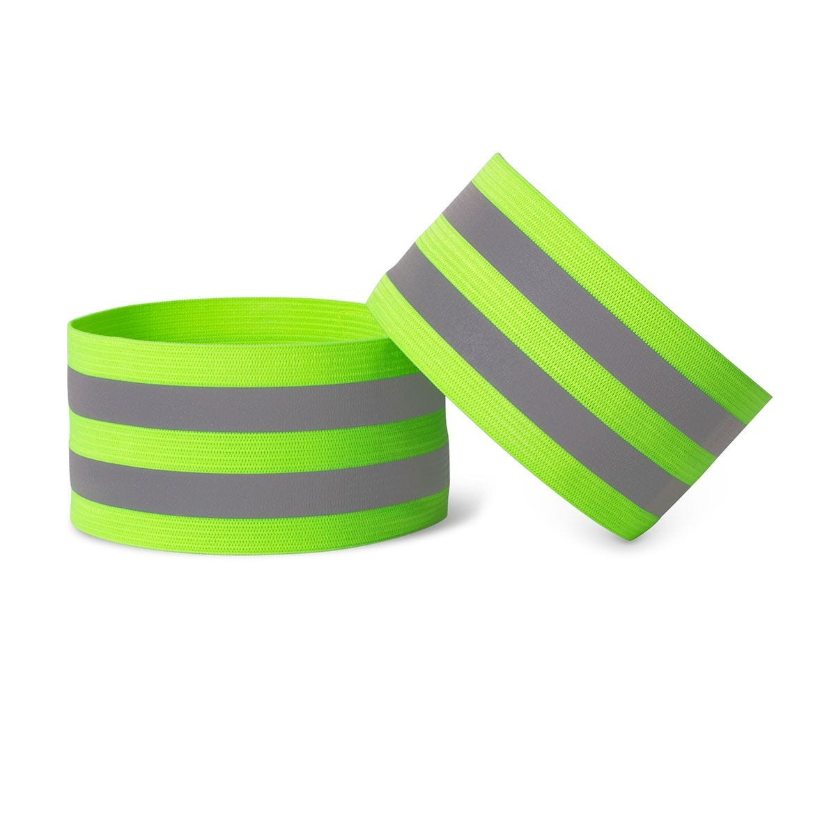 The Gym Sessions Reflective Arm Bands