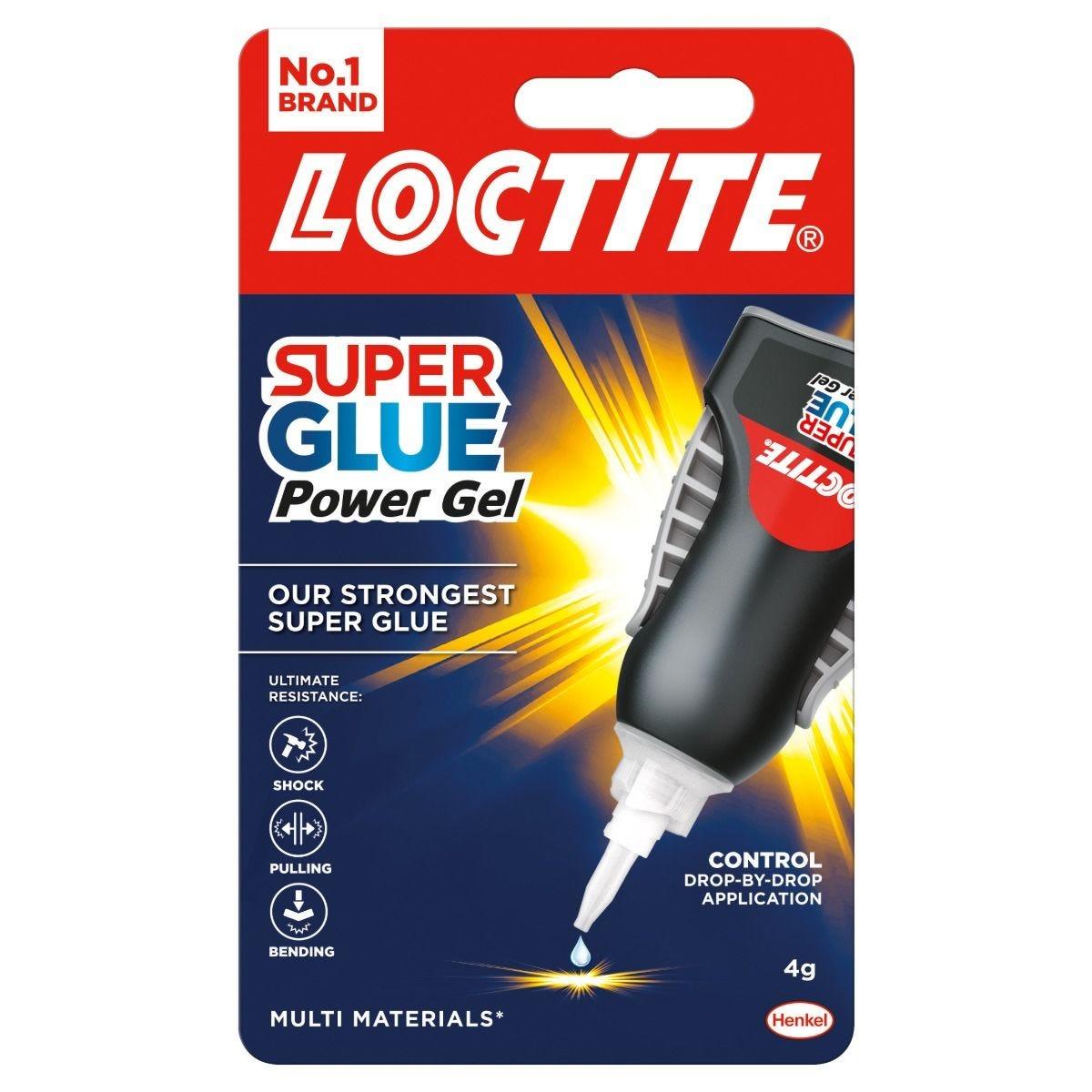 Loctite Super Glue Power Gel Control - 4g