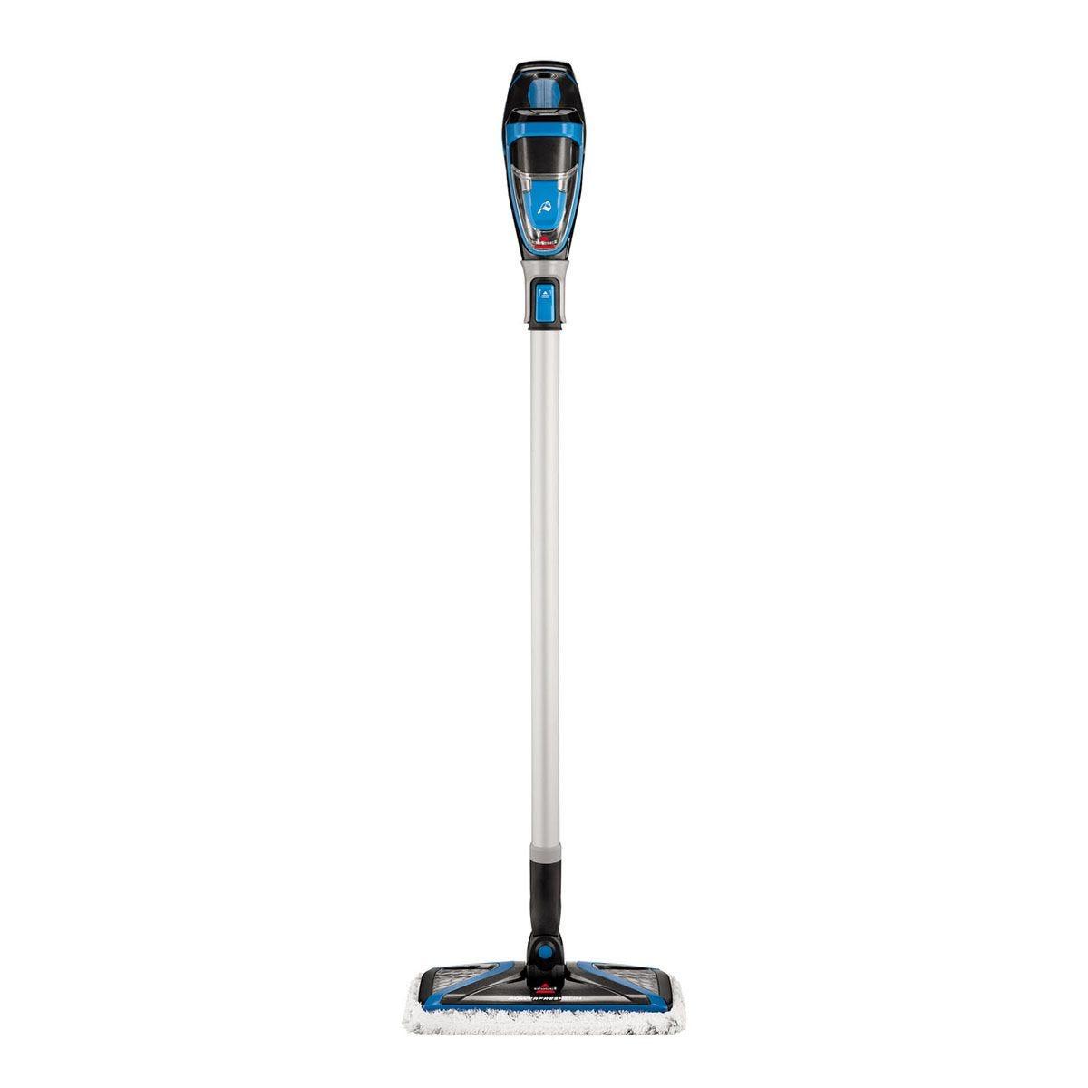 BISSELL 2234E Powerfresh Slim Steam Cleaner - Titanium/Bossanova Blue