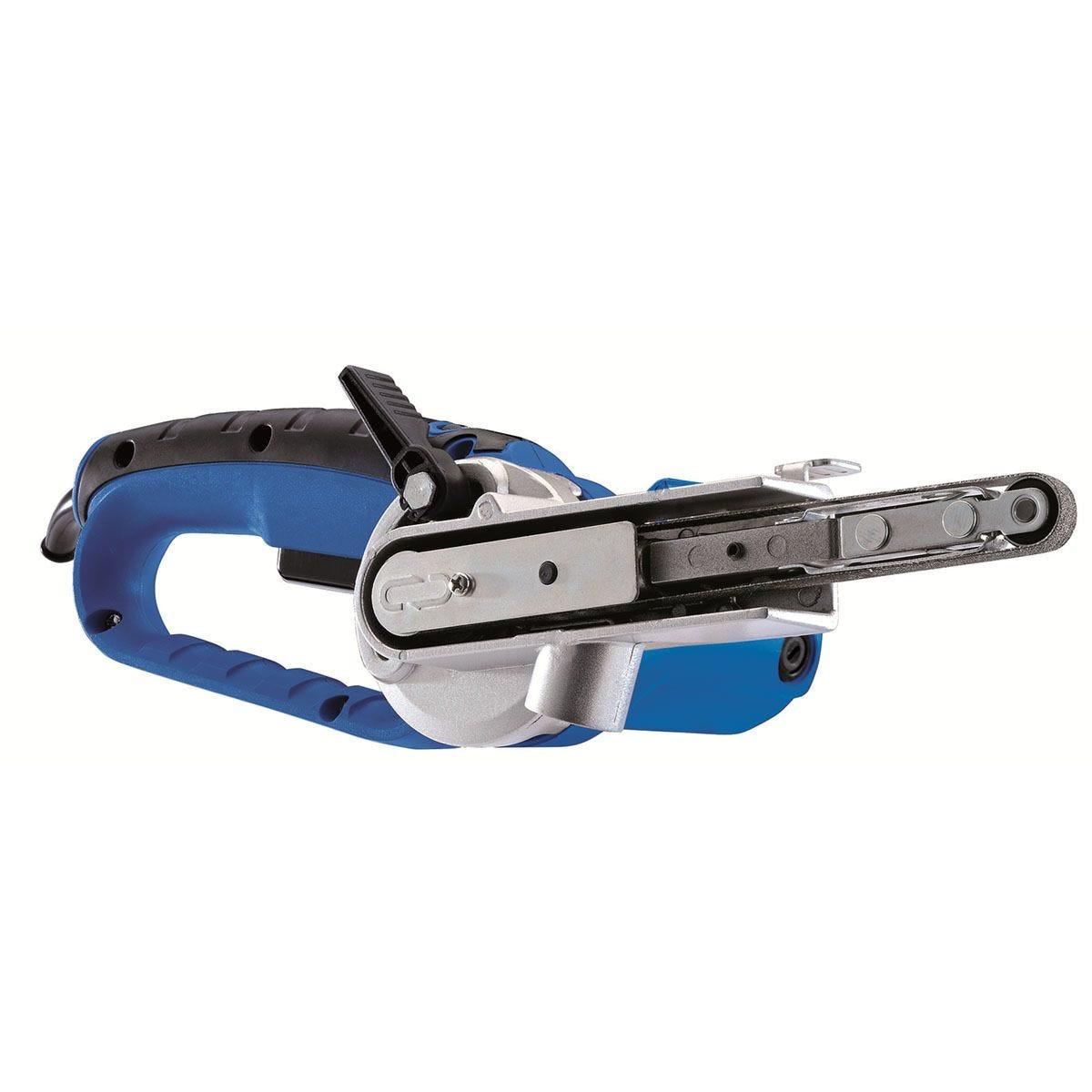 Draper 13mm Mini Belt Sander (400W) - Blue