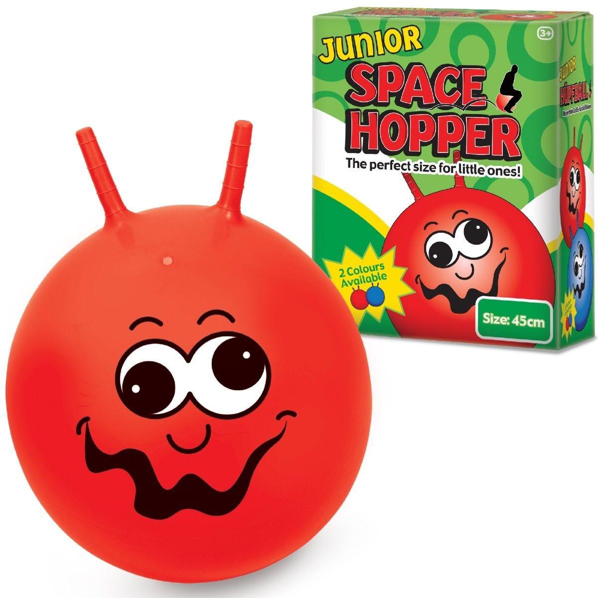 Junior Space Hopper Red