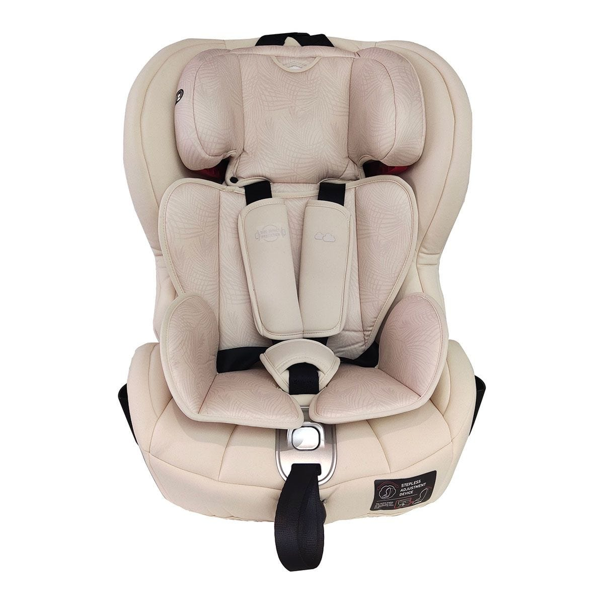 My Babiie Dreamiie Group 123 Car Seat - Blush Tropical