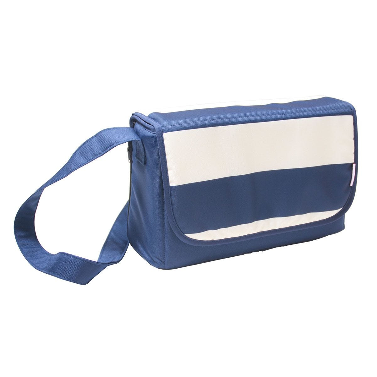 My Babiie Changing Bag - Blue Stripes