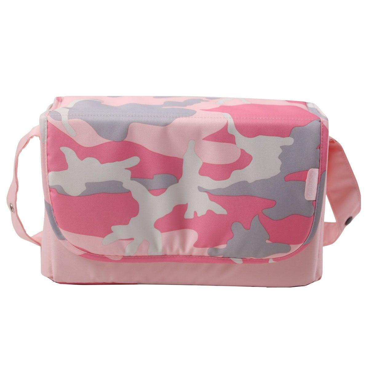 My Babiie Changing Bag - Pink Camo