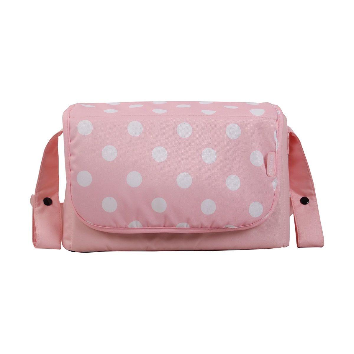My Babiie Changing Bag - Pink  Polka