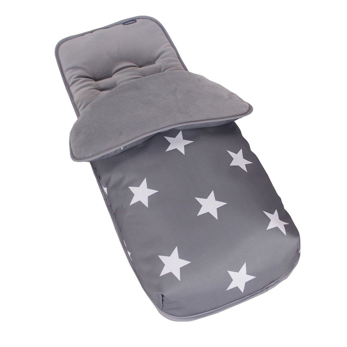 My Babiie Cosytoes - Grey Stars