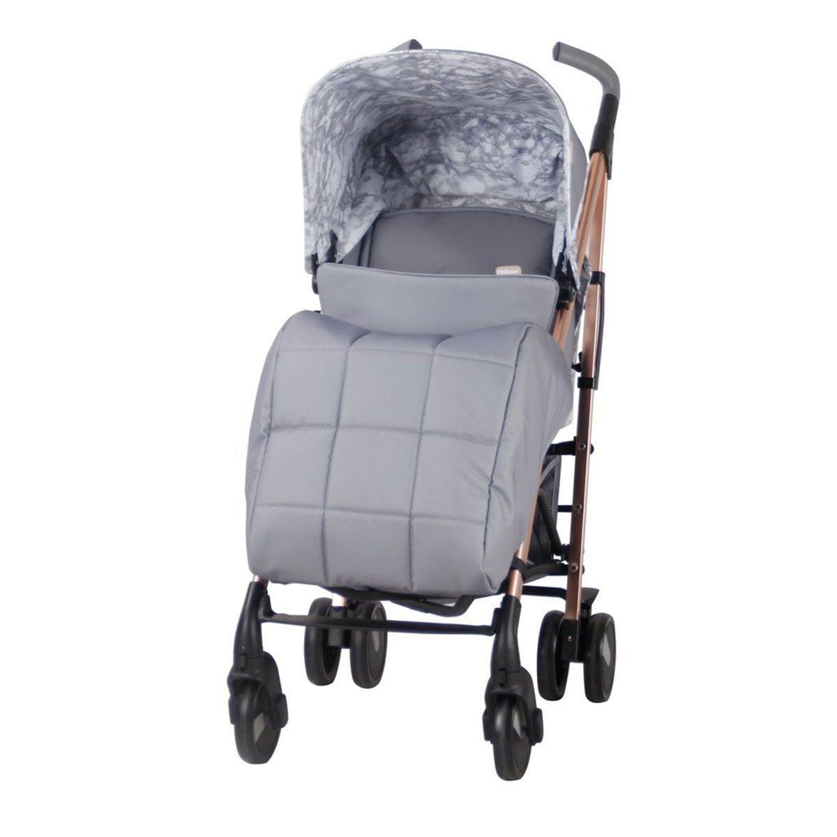 My Babiie Dreamiie by Samantha Faiers MB51 Marble Stroller - Grey