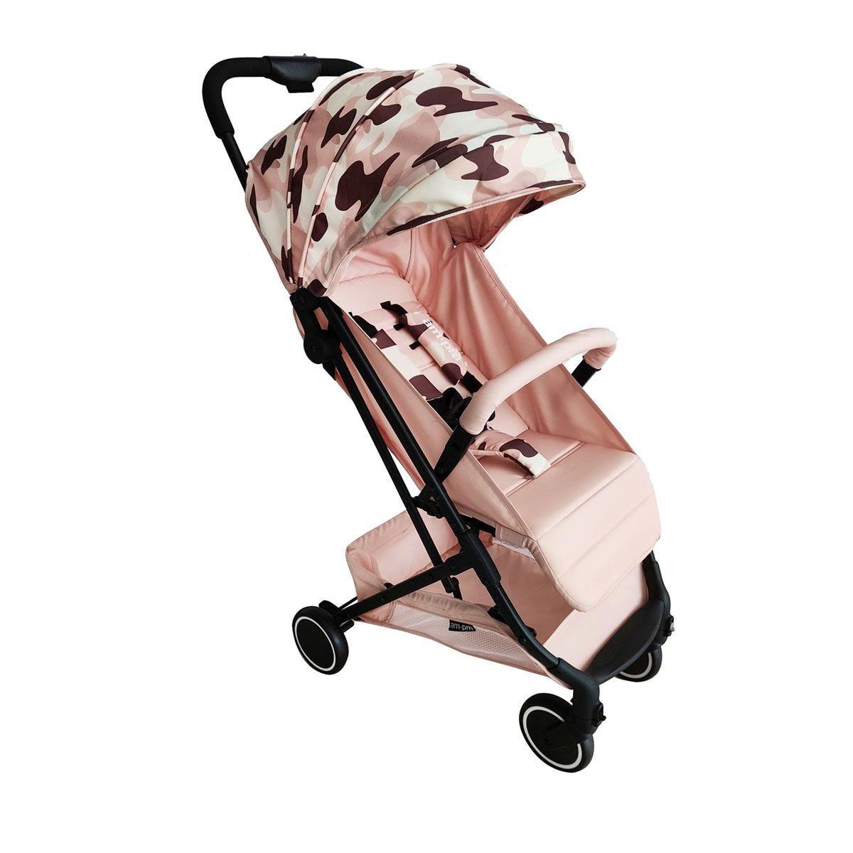 My Babiie AM to PM Christina Milian MBX1 Compact Stroller - Blush Camo