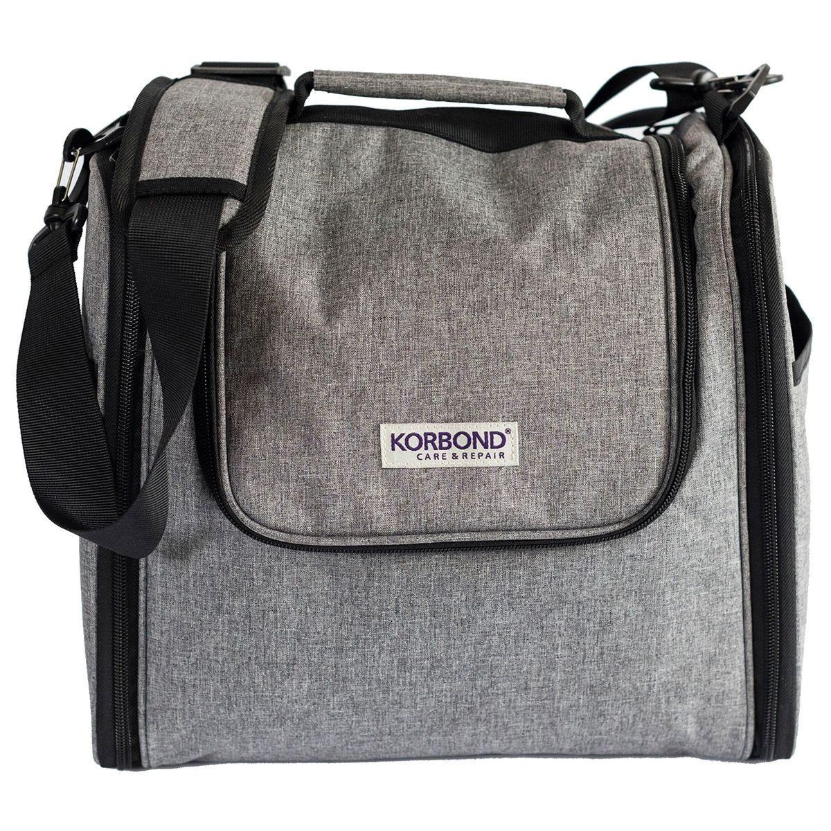 Korbond Yarn Storage Bag - Grey