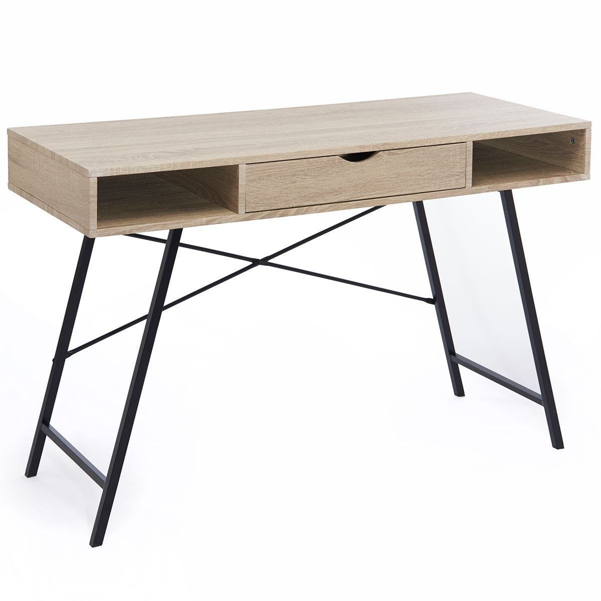 Solstice Gadae Home Office Desk with Drawer