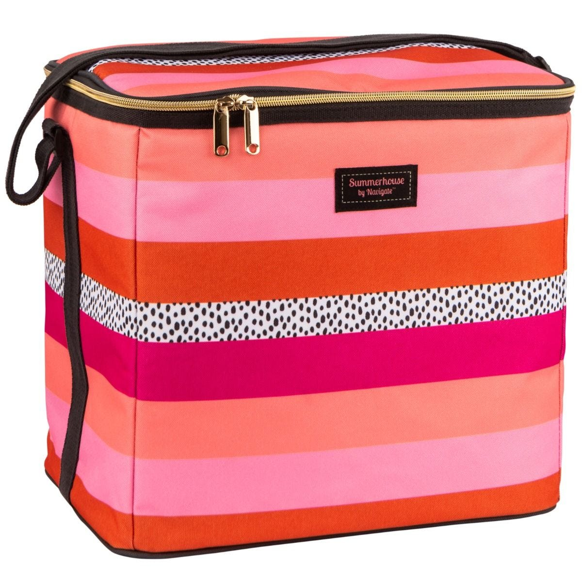 Summerhouse Tribal Fusion Striped Family Cool Bag