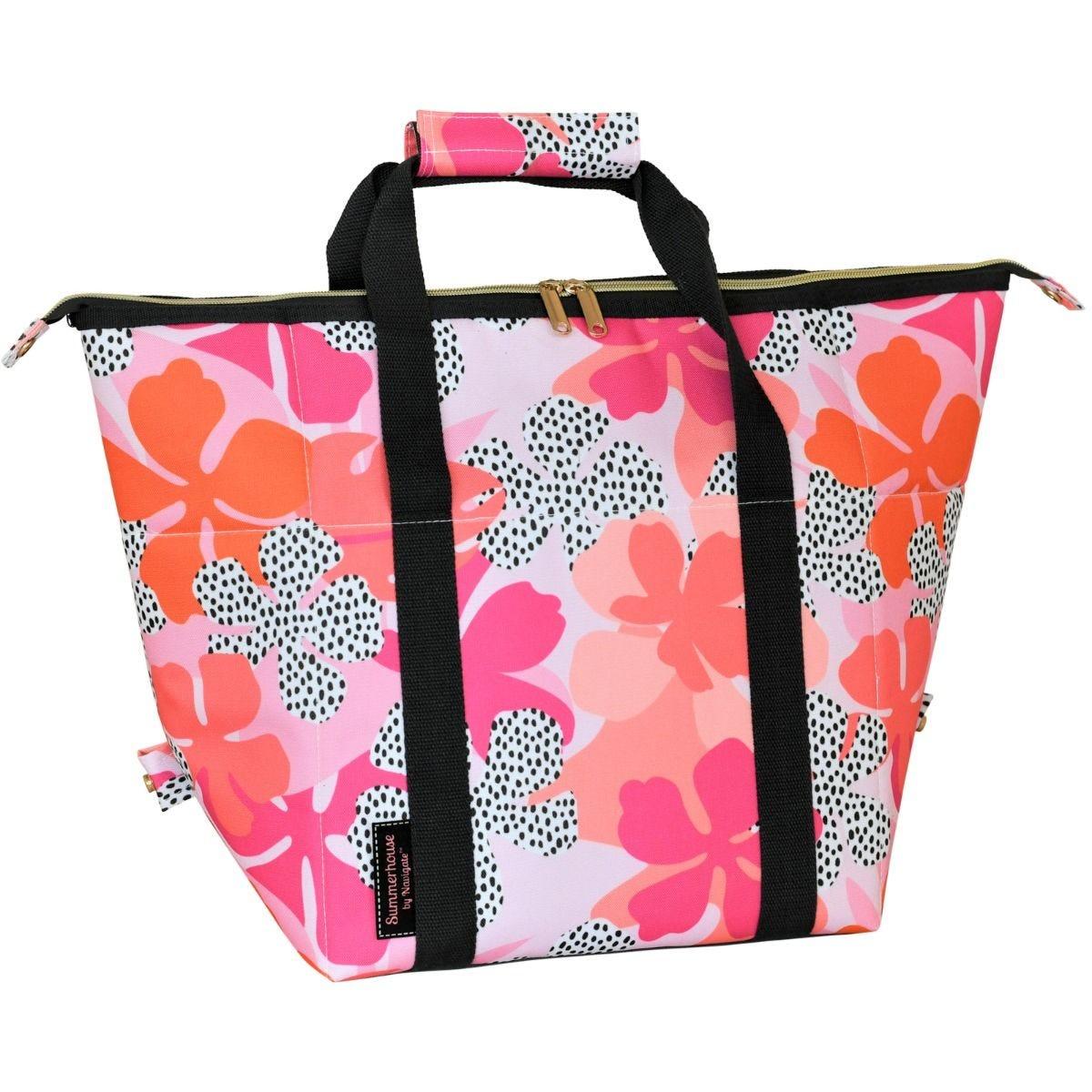 Summerhouse Tribal Fusion Floral 20L Convertible Cool Bag