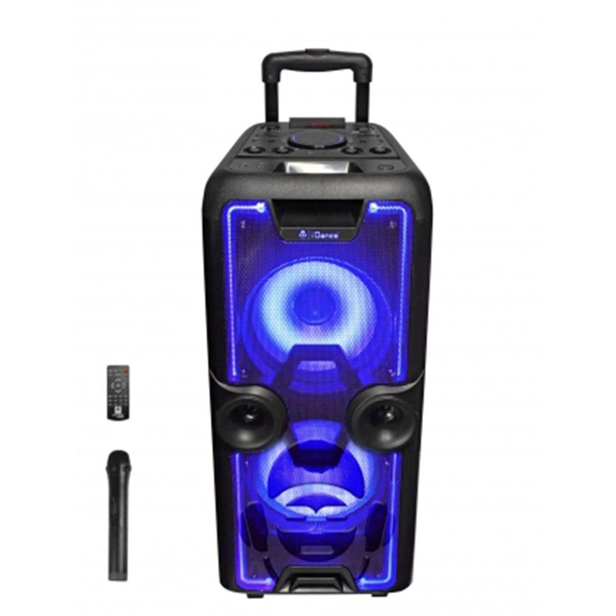 iDance Megabox 2000 Portable Bluetooth Party System