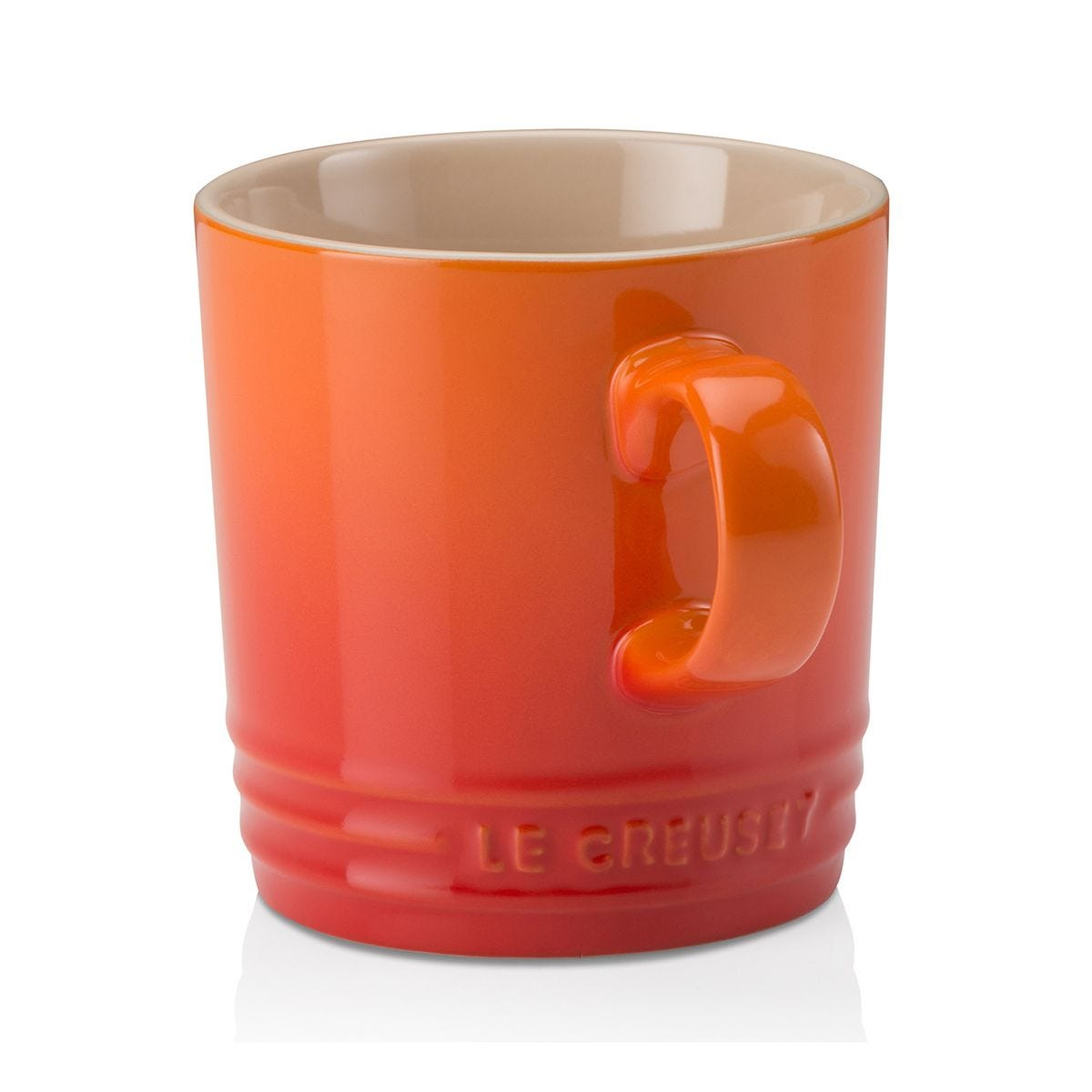 Le Creuset Stoneware Mug 350ml Volcanic