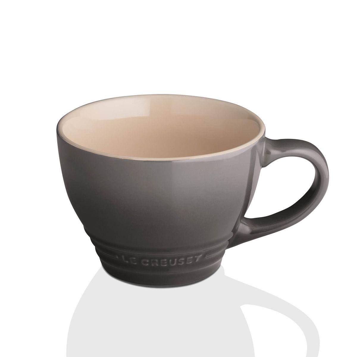Le Creuset Stoneware Grand Mug 400ml Flint