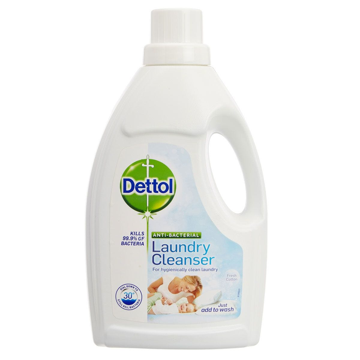 Dettol Anti-Bacterial Laundry Cleanser - 1L