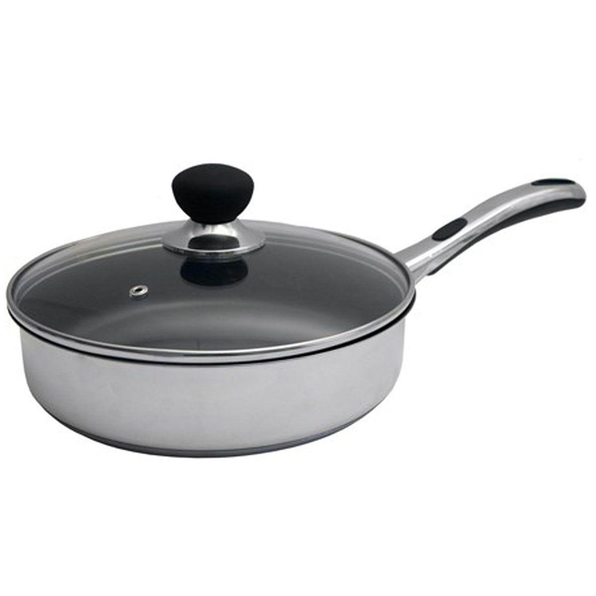 Sabichi Living Easy Grip 24cm Frying Pan
