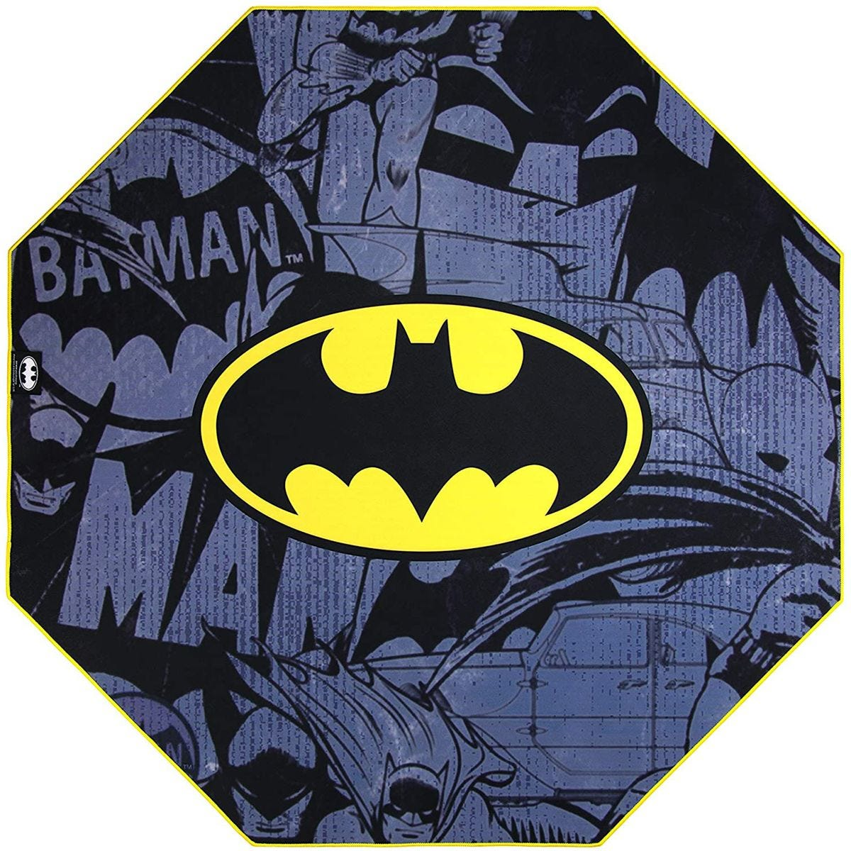 Subsonic Batman Non-slip Gamer Floor Mat