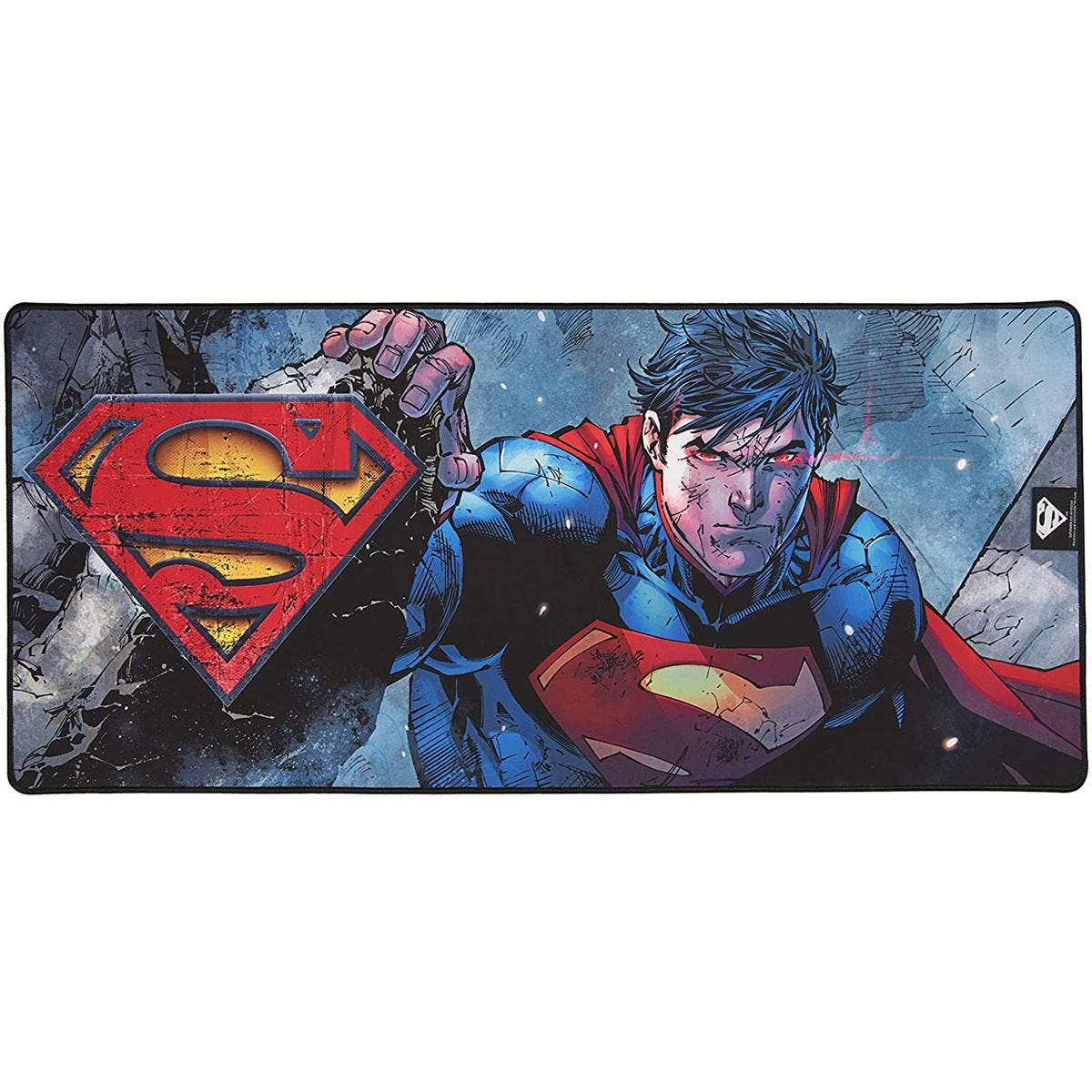 Subsonic Superman XXL Gamer Mouse Pad