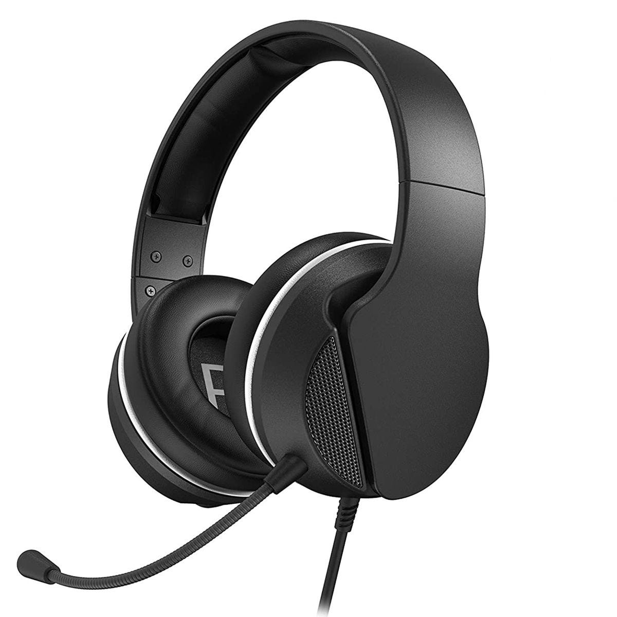 Subsonic Gaming Headset with Microphone for PS5 - Black