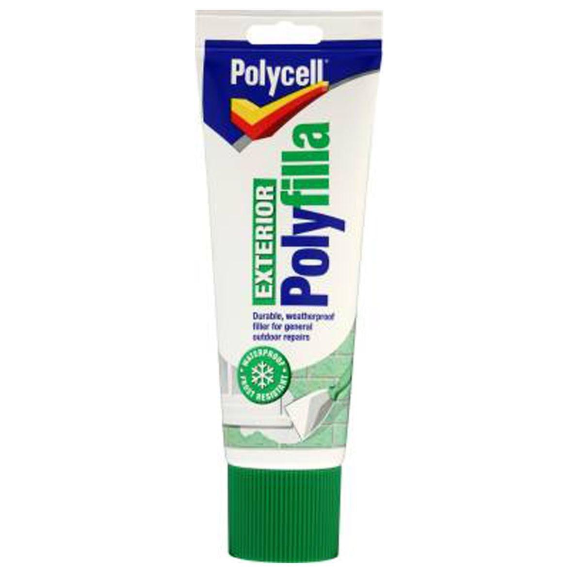 Polycell Multi Purpose Exterior Polyfilla Tube- 330g