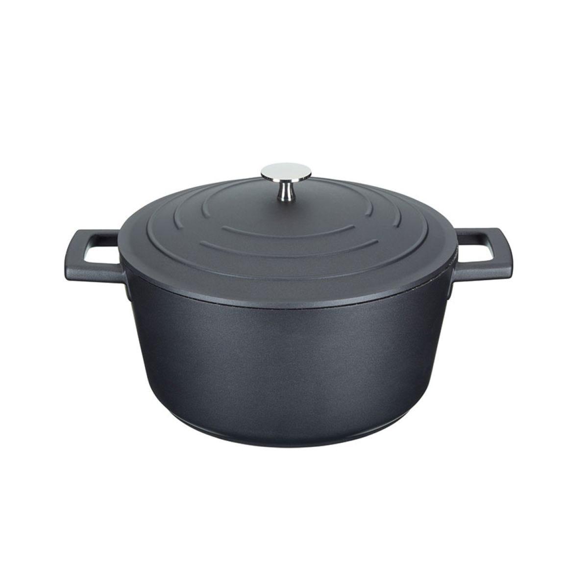 MasterClass 4L Cast Aluminium Casserole Dish