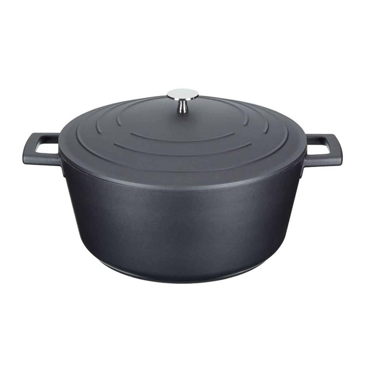 MasterClass 5L Cast Aluminium Casserole Dish